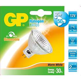 GP Lighting Halogen ECO Series MR16 530lm GU5.3 40W (Dimmable)