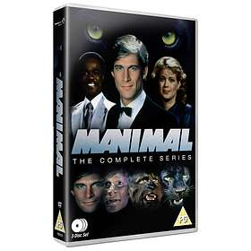 Manimal - The Complete Series (UK)
