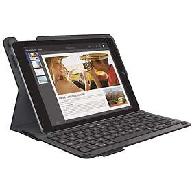Logitech Type+ for iPad Air 2 (Nordic)