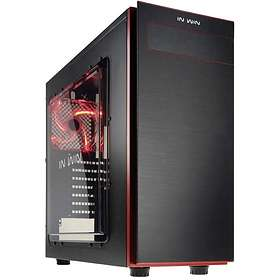 In-Win 703 (Black/Red/Transparent)