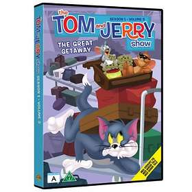 Tom & Jerry Show - Säsong 1 Volym 4