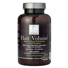 New Nordic Hair Volume 180 Tablets