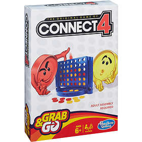 Hasbro Connect 4 Grab And Go (pocket)