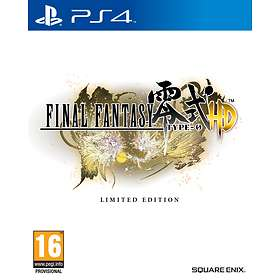 Final Fantasy Type-0 HD - Limited Edition (PS4)