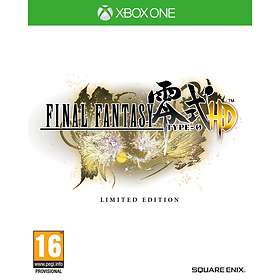 Final Fantasy Type-0 HD - Limited Edition