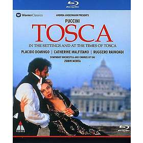 Puccini: Tosca - In the Settings and at the Times of Tosca