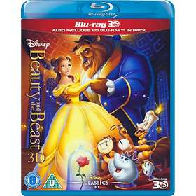 Beauty and the Beast (3D) (UK)
