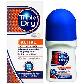 Linden Voss Triple Dry Active Roll-On 50ml