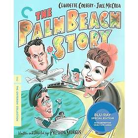 The Palm Beach Story - Criterion Collection (US)