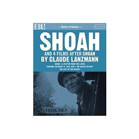 Shoah and 4 Films After Shoah - Masters of Cinema (UK)