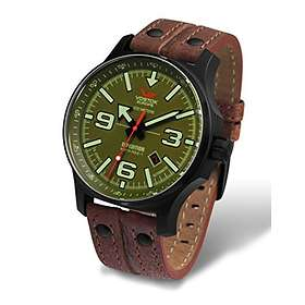 Vostok-Europe Expedition North Pole 1 Leather