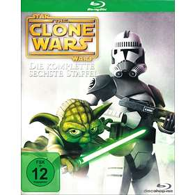 Star Wars: The Clone Wars - Season 6 (DE)