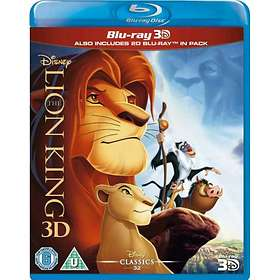The Lion King (3D) (UK)