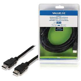 Valueline VLV HDMI - HDMI High Speed with Ethernet 5m