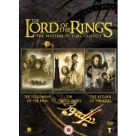 The Lord of the Rings - The Motion Picture Trilogy (3-Disc)