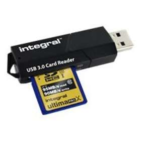 Integral USB 3.0 Card Reader for SD/microSD