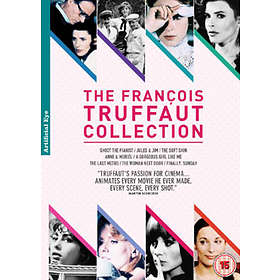 The François Truffaut Collection (UK)
