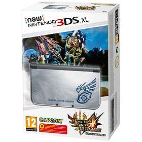 Nintendo New 3DS XL (incl. Monster Hunter 4 Ultimate) - Special Edition
