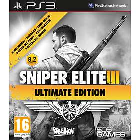 Sniper Elite III - Ultimate Edition (PS3)