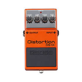Boss DS-1X Special Edition Premium Distortion
