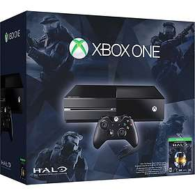 Microsoft Xbox One 500GB (inkl. Halo: The Master Chief Collection)