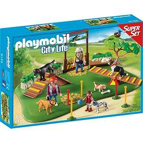 Playmobil City Life 6145 Superset Dog School