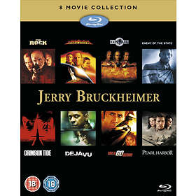 Jerry Bruckheimer - 8 Movie Collection