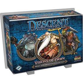Descent Journeys in the Dark: Visions of Dawn (exp.)