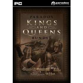 Paradox Kings and Queens Bundle (PC)