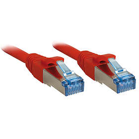 Lindy S/FTP Cat6a RJ45 - RJ45 LS0H 15m