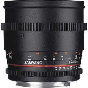 Samyang 85/1.5 AS IF UMC II VDSLR for Nikon