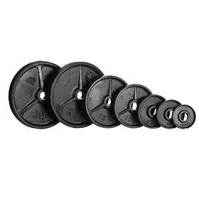 Nordic Fighter Iron Weight Plate 50mm 10kg