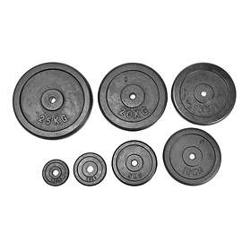 Nordic Fighter Iron Weight Plate 25mm 20kg
