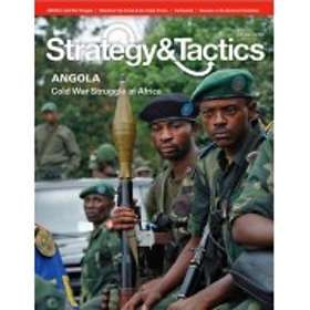 Strategy & Tactics: 290 Cold War Struggle in Africa