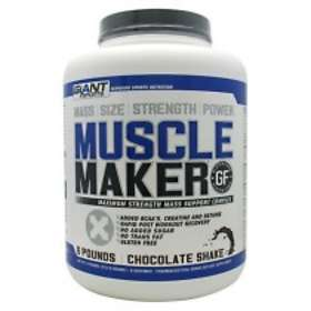Giant Sports Muscle Maker 2.7kg