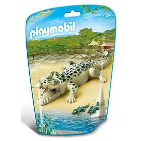 Playmobil City Life 6644 Alligator with Babies