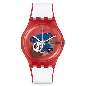 Swatch Red Clownfish SUOR102