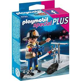 Playmobil Special Plus 4795 Fireman with Hose