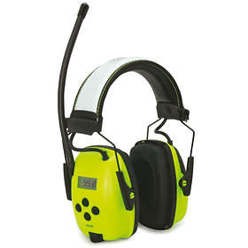 Howard Leight Sync Hi-Vis Digital AM/FM Radio Headband