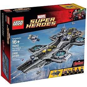 LEGO Super Heroes 76042 Marvel The Shield Helicarrier