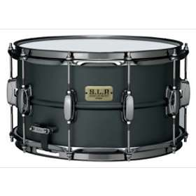 "Tama S.L.P. Big Black Steel LST148 Snare 14""x8"""