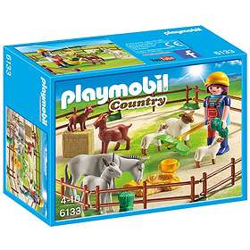 Playmobil Country 6133 Farm Animal Pen