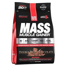 Elite Labs USA Mass Muscle Gainer 1.5kg
