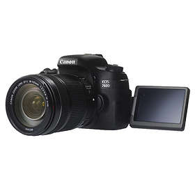 Canon EOS 760D + 18-135/3.5-5.6 IS STM