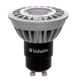 Verbatim LED 430lm 3000K GU10 6W (Dimmable)