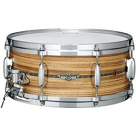 """Tama Star Solid Zebrawood Snare 14""""x6"""""""