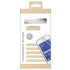 Panzer Tempered Glass Screen Protector for Samsung Galaxy Young 2