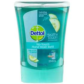 Dettol No-touch Antibacterial Hand Wash Refill 250ml