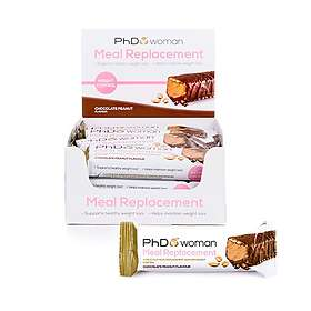 PhD Nutrition Woman Meal Replacement Bar 60g 12pcs