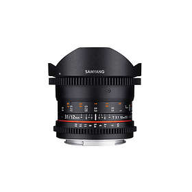 Samyang 12/3.1 VDSLR ED AS NCS Fisheye for Pentax